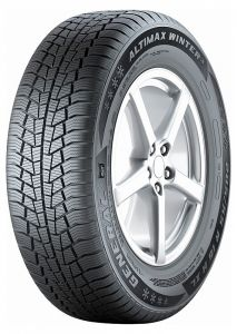 Зимние шины 215/50 R17 95V General Tire Altimax Winter 3 XL