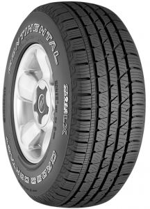Летние шины 225/65 R17 102T Continental Cross Contact LX