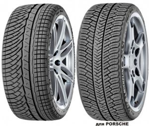 Зимние шины Michelin Pilot Alpin PA4