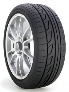 Летние шины 245/40 R19 98W Bridgestone Potenza RE760 Sport XL