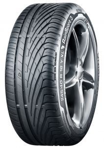 Летние шины 245/45 ZR19 102Y Uniroyal RainSport 3 FR XL