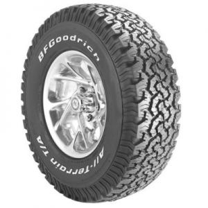 Всесезонные шины 235/70 R16 104S BF Goodrich All Terrain T/A KO