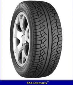 Летние шины 255/50 R20 109Y Michelin Latitude Diamaris