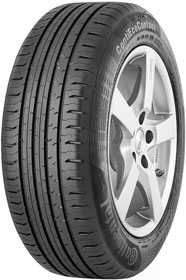 Летние шины 225/55 R17 97W Continental ContiEcoContact 5