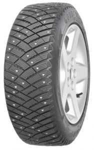 Зимние шины 195/55 R15 85T Goodyear Ultra Grip Ice Arctic D-Stud Шип